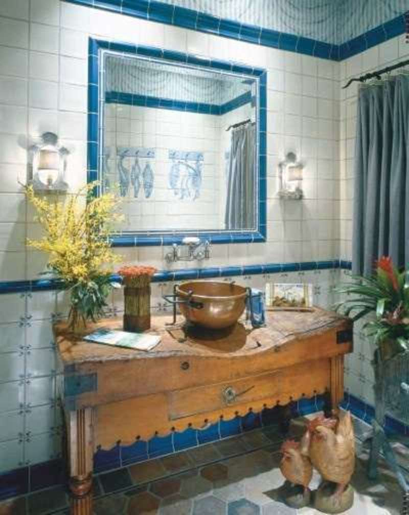 French country decorating ideas design bookmark 7772 for French bathroom decor