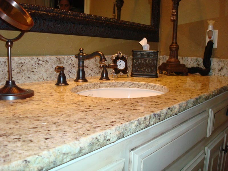 Granite bathroom worktops granite bathroom preston for Prefab kitchens prestons