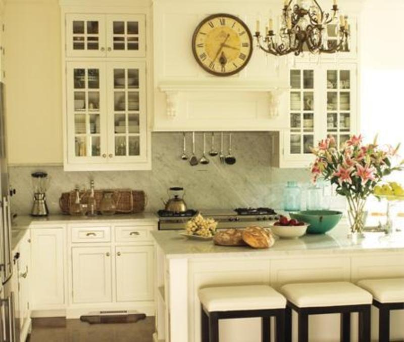 Modern French Country Decorating Ideas. Trendy Kitchen French ...