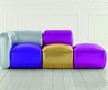 Original design sofa KIVAS by Karim Rashid