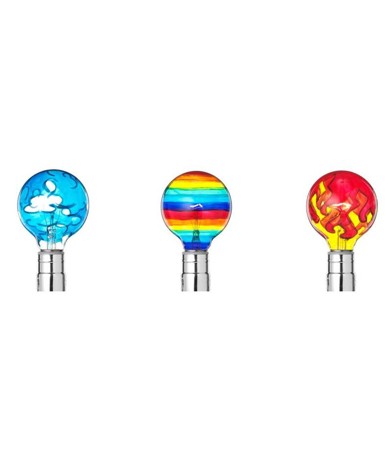 Mood light bulbs design bookmark 7870 for Mood light designs