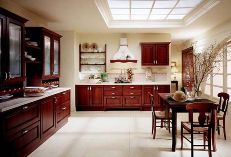 Italian Fitted Kitchens Design Bookmark 7913