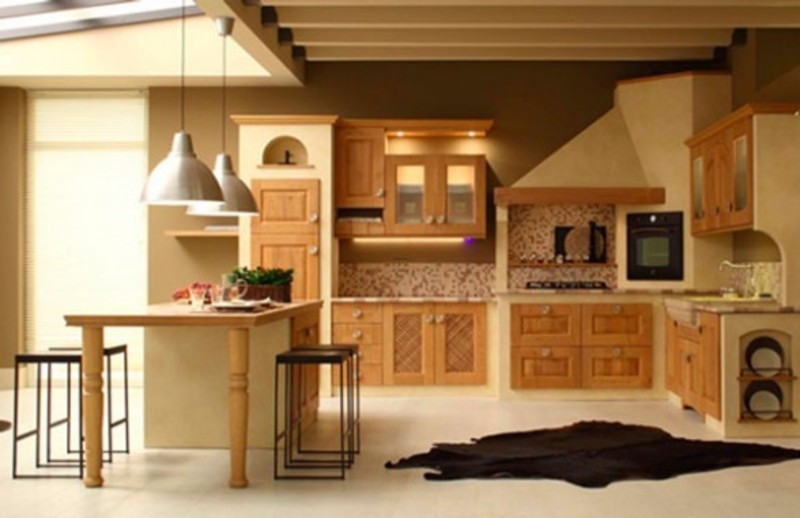 Modern Traditional Carola Kitchen With Solid Oak By Arrex Design Bookmark