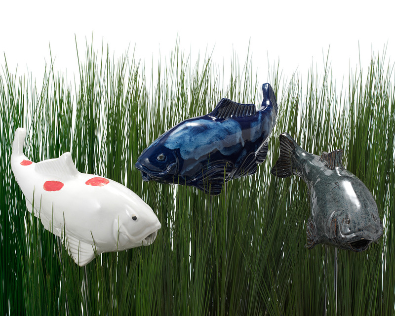 Unique garden decor yard art photograph unique garden yard for Unique yard decorations