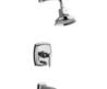 Kohler K T16233 4 Cp Polished Chrome Bath And Shower Trim