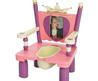 Potty Time Majesty's Throne Princess Potty Toilet