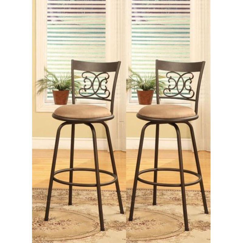 comfortable bar stools with backs