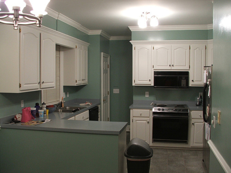 Kitchen Cabinets Painting Ideas, Pictures Of Painted Kitchen Cabinets
