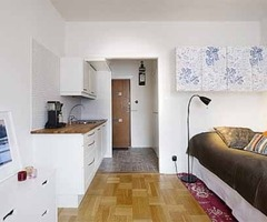 The Best Interior Design In Small Apartment, Sweden