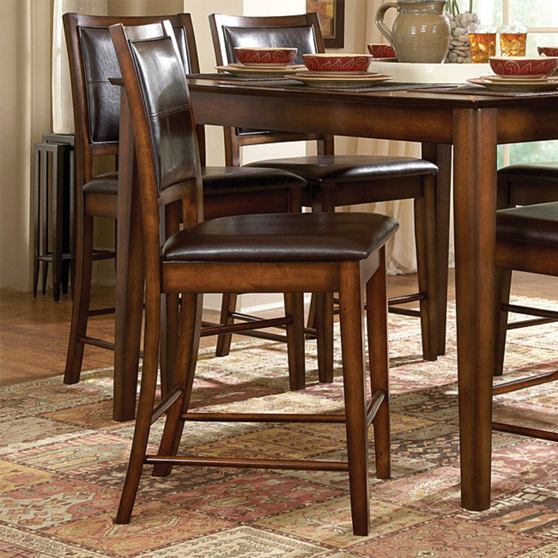 Frisco Bay Oak Chairs Set Of 2 Design Bookmark 8151