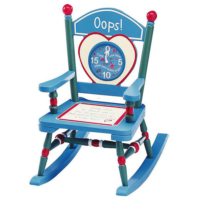 Kids Furniture Chairs, Levels Of Discovery Junior Time Out Mini Rocker Chair
