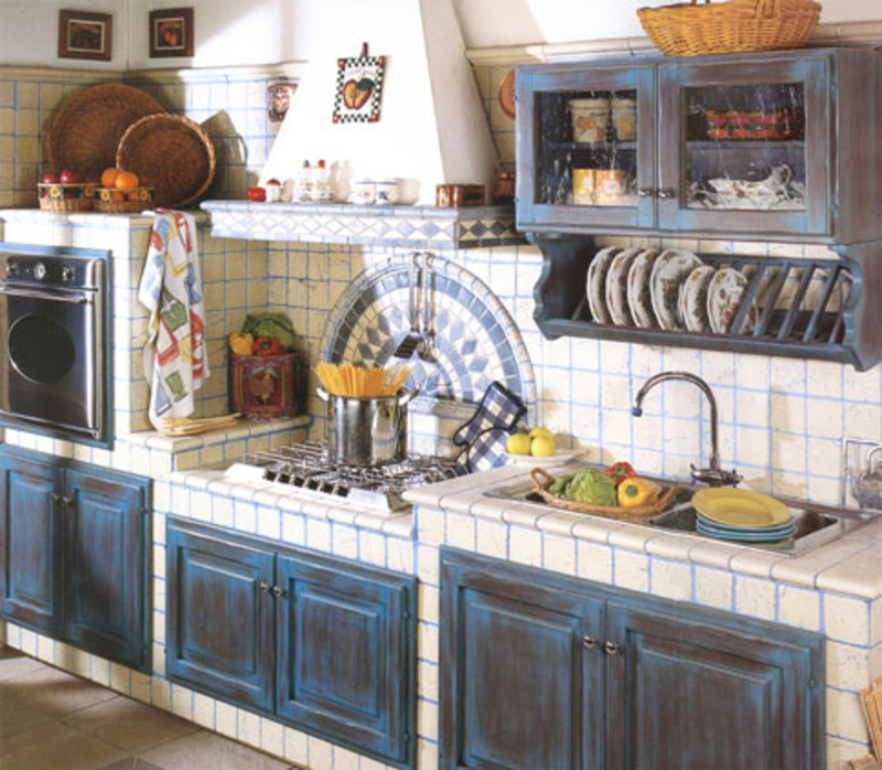 Italian Country Style Kitchen Italian Country Kitchen Photos