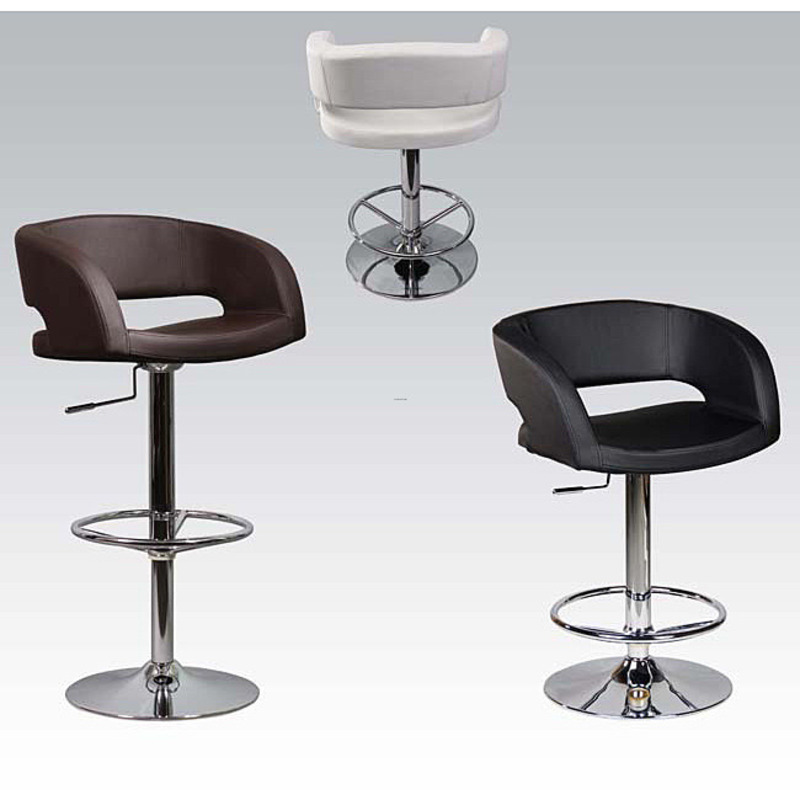 Matrix Adjustable Height Swivel Stool Design Bookmark 8210