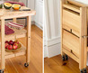 Folding Furniture: The Kitchen Island