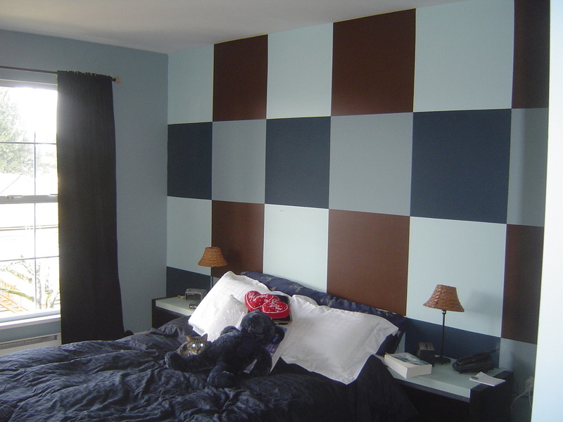 Blue Bedroom Color Schemes, Bedroom Colour Schemes