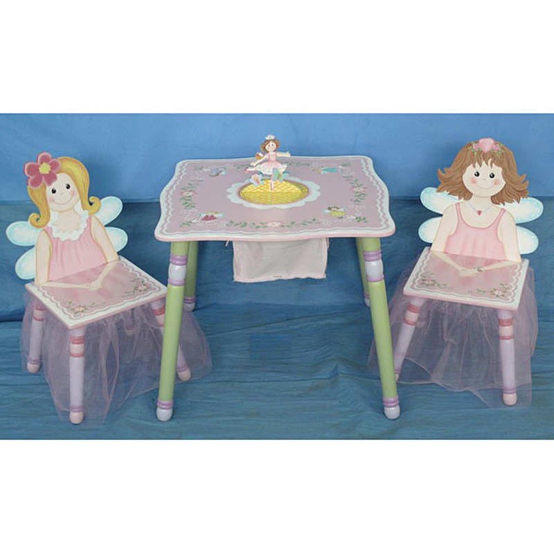overstock chairs on Kids Furniture Chairs        Flower Fairy Matching Table And Chairs