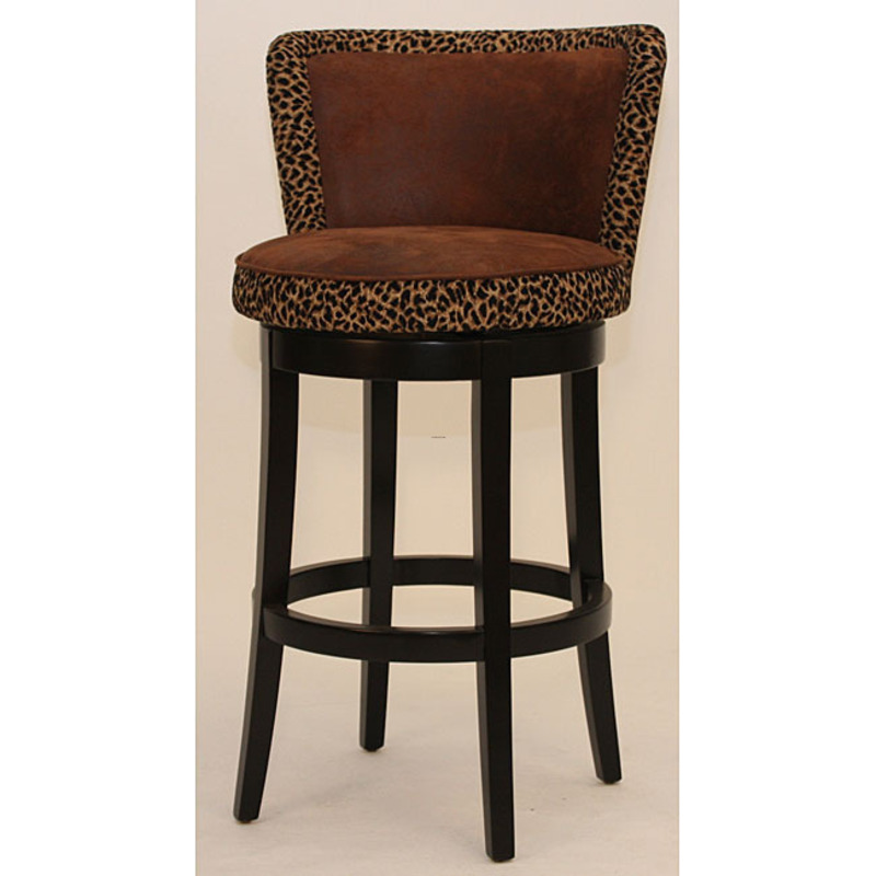 Lisbon Swivel Barstool Design Bookmark 8363