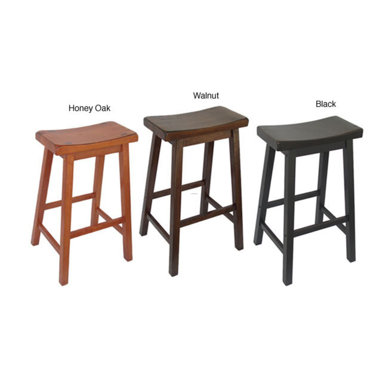 Saddle Seat 29 Inch Barstools Set Of 2 Design Bookmark