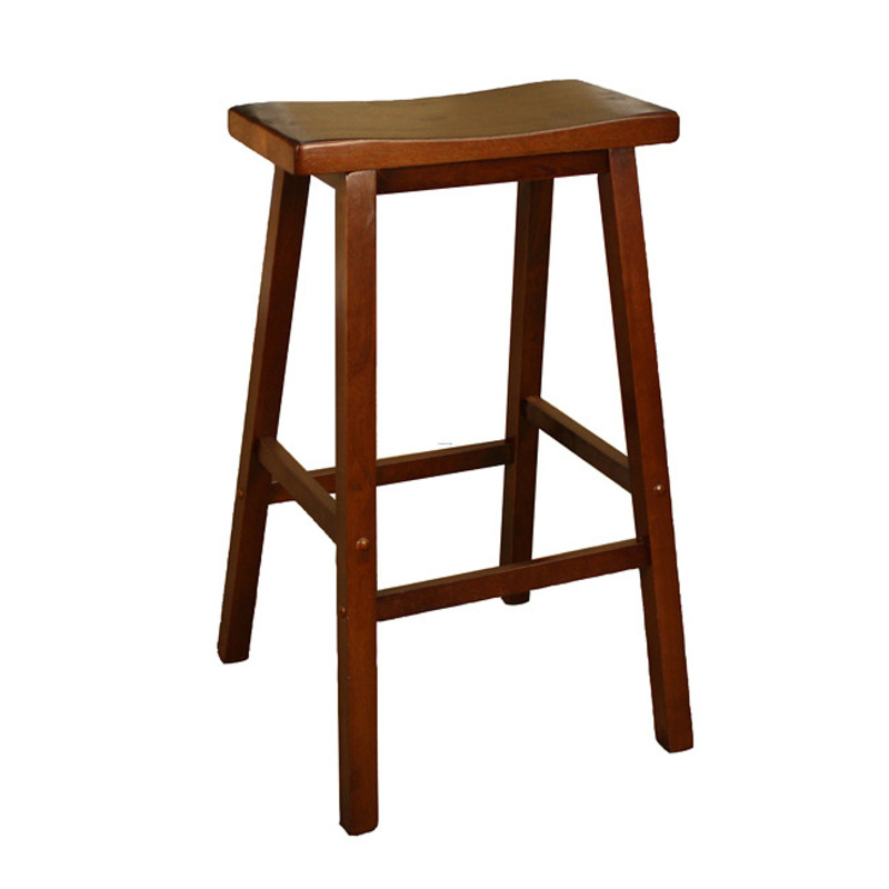 Sumatra 24 Inch Counter Height Saddle Stool Design Bookmark 8441