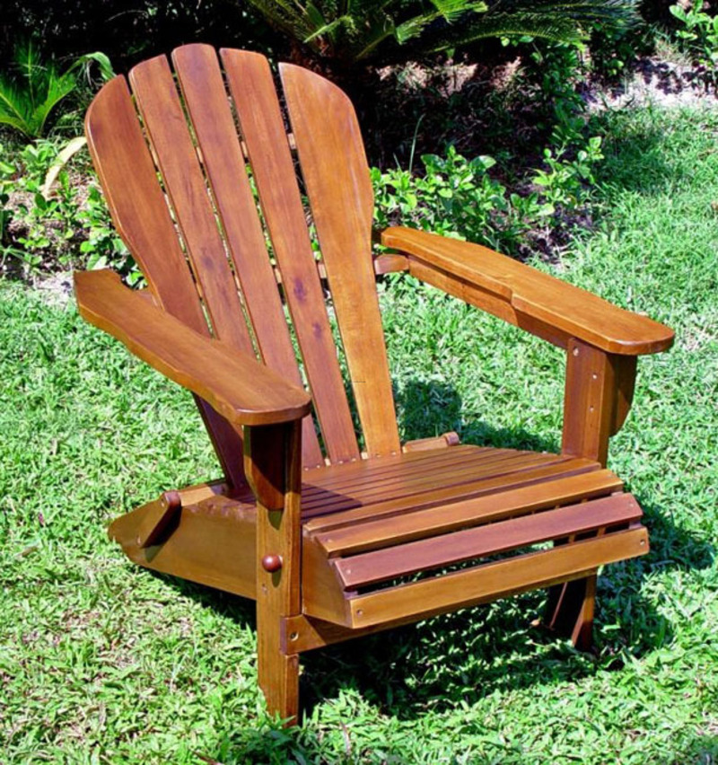 Adirondack large folding chair design bookmark 8489 for Adirondack chaise