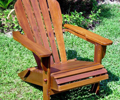 Adirondack Large Folding Chair