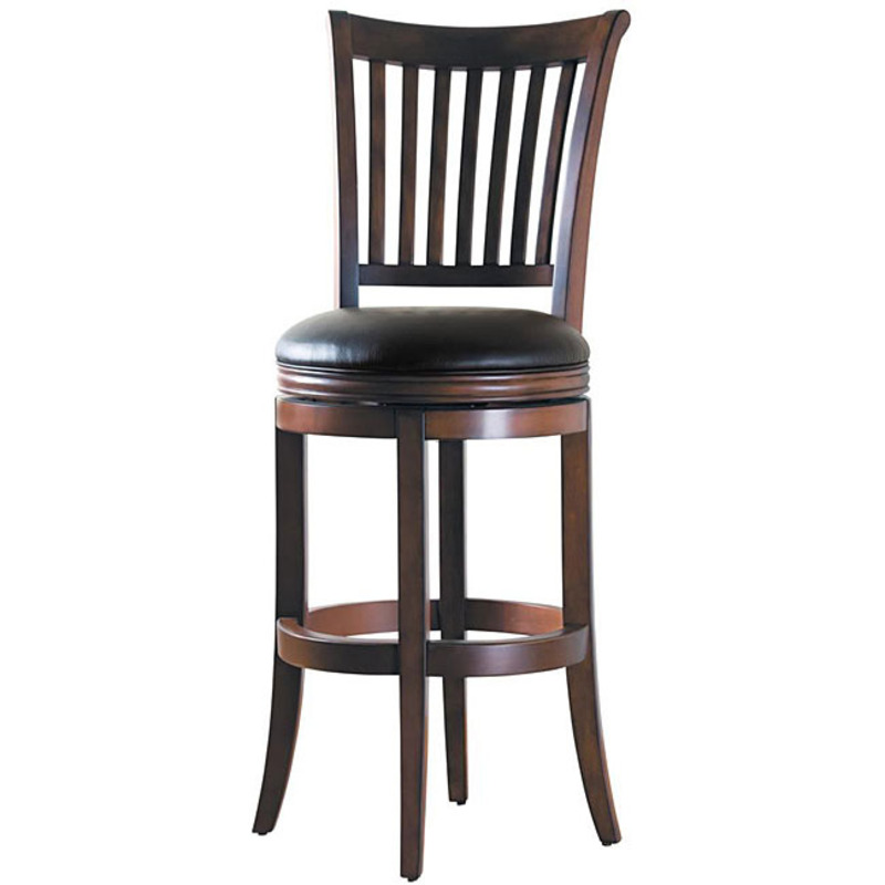 Burlington 30 Inch Swivel Bar Stool Design Bookmark 8511