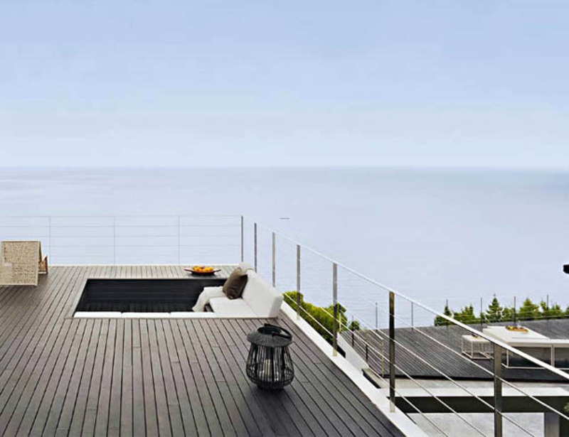 Rooftop Terrace Design Ideas, Modern Rooftop Terrace Pool Design Ideas