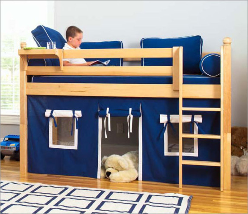 Loft Bed Ideas, Kids Loft Beds