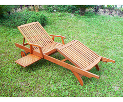 Acacia Large Sun Lounger