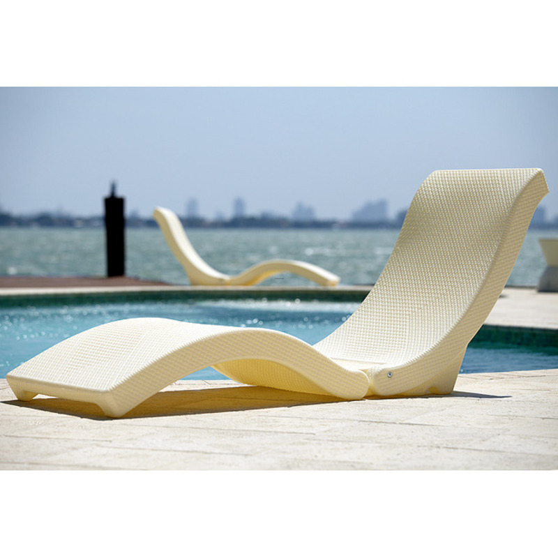 The Splash Lounger Deck Sun Cream Chaise Pool Floater