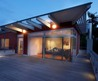 Modern Panoramic Roof Terrace House Conversion Design