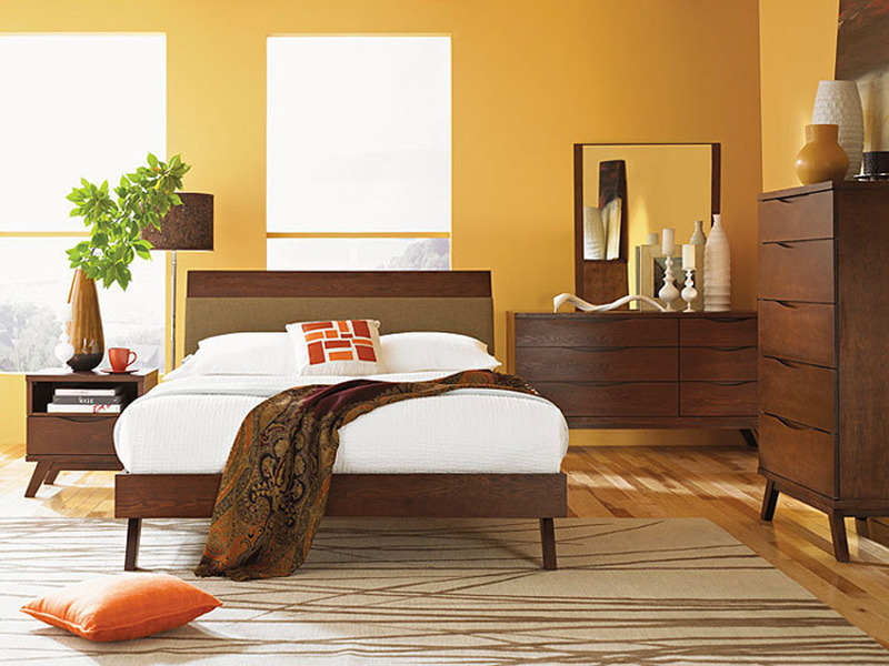 Asian Style Bedroom Set 23