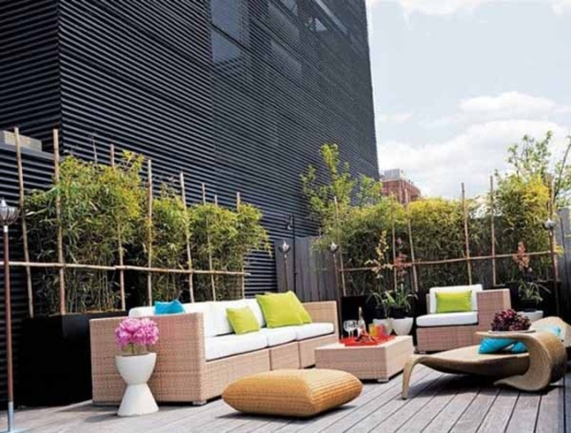 Rooftop Terrace Design Ideas, 35 Irresistable Terrace Designs For Fresh And Dynamic Apartments