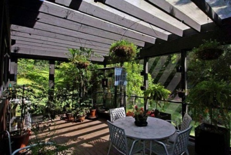 The sandler sun roof terrace healthy house design design for Terrace decoration ideas