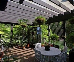 The Sandler Sun Roof Terrace Healthy House Design
