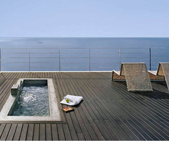 Modern Rooftop Terrace Pool Design Ideas 5