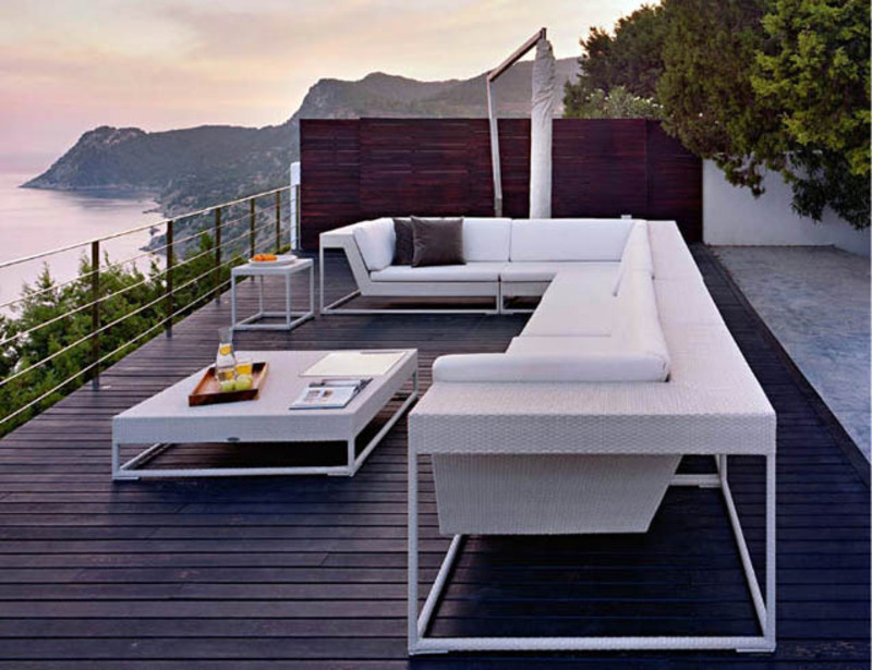 Modern rooftop terrace pool design ideas 1 design for Rooftop pool design