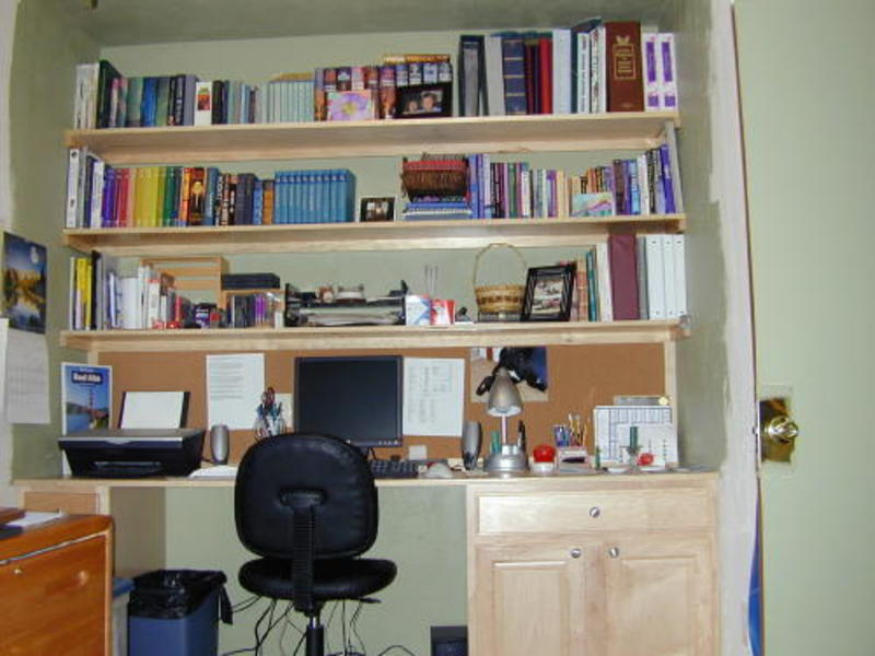 diy closet office. Making A Home Office Work With What You Have To Diy Closet