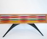 Colorful Candy-Like Sideboard | DigsDigs