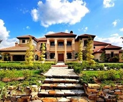 Tuscany Stylr Home Estate By By Award Winning Architect