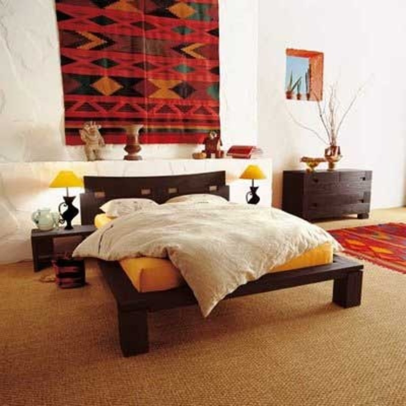 Small Eclectic Bedroom, Eclectic Bedroom Design Decorating Remodeling Ideas
