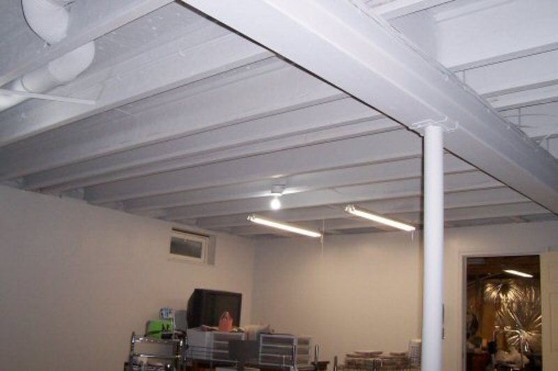 Basement Ceiling Ideas, Ceiling Basement