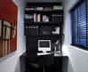 Elegant Small Space Office Design With Interior Ideas / Pictures Photos Designs And Ideas For House Home Office