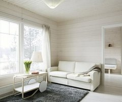 Summer House Interior Design In Helsinki