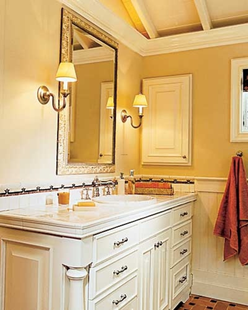 Bathroom vanity cabinets design bookmark 8960 for Bathroom cabinet ideas photos
