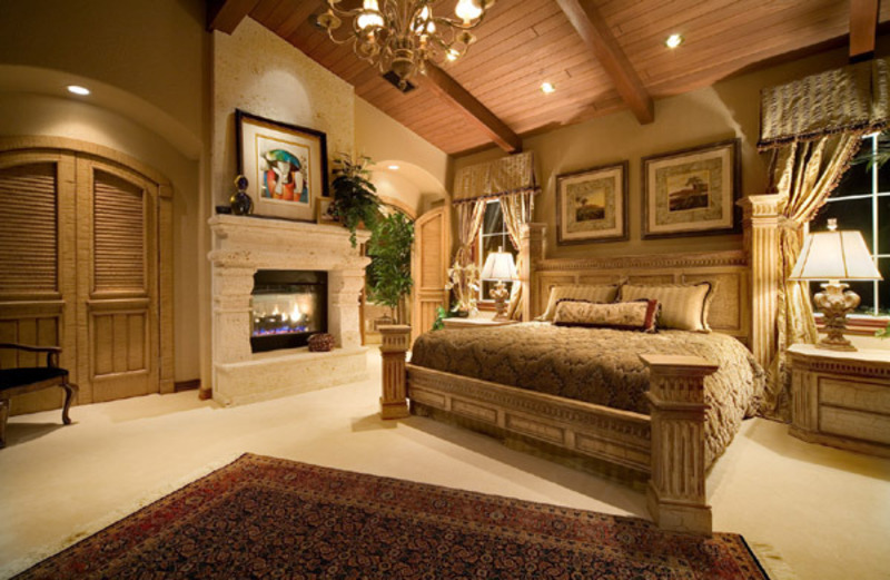 Master bedroom decorating ideas in french style decorate master bedroom master bedroom - Master bedroom decorating tips ...