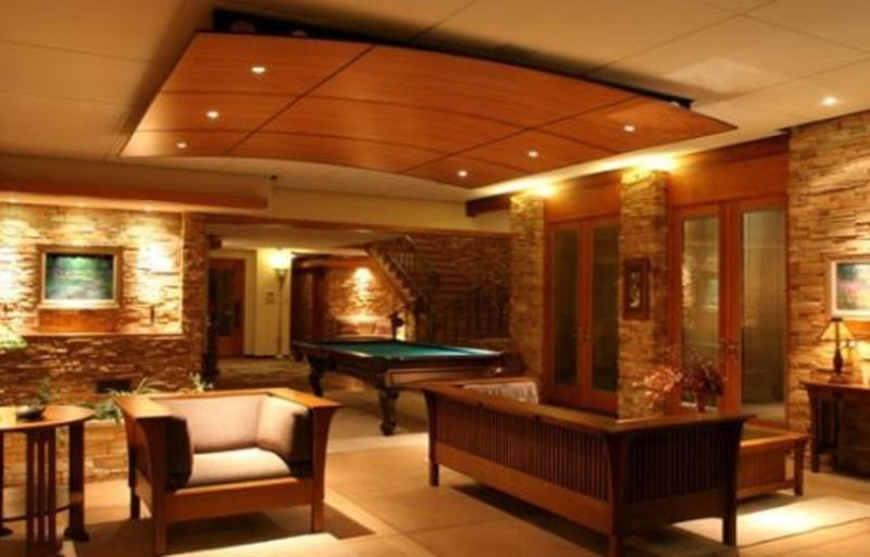 Ceiling Design A Lot More Than Lighting But That Too