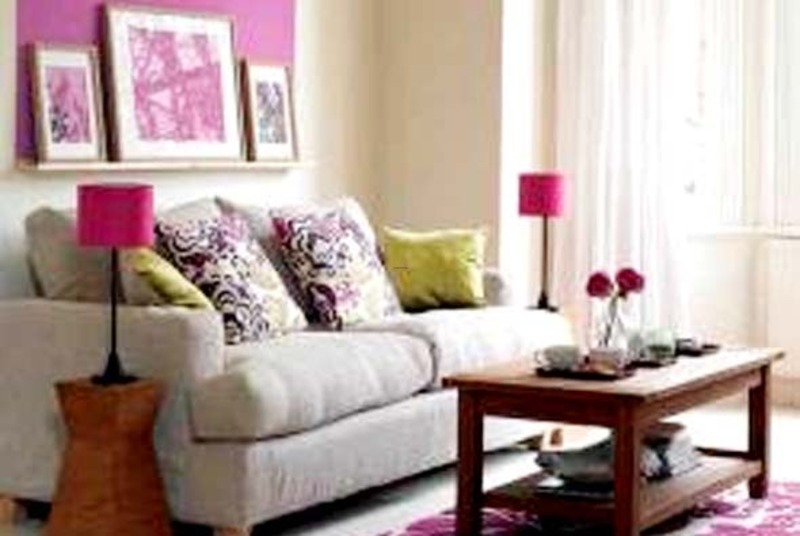 Small living room decorating ideas design bookmark 9041 - Living in small spaces ideas photos ...
