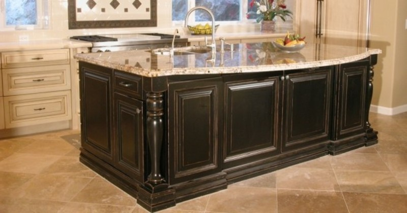 Kitchen Furniture Show Kitchen Island Furniture Storage Ideas 27