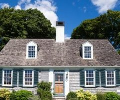 Bonjour Frenchie: Cape Cod Style Homes